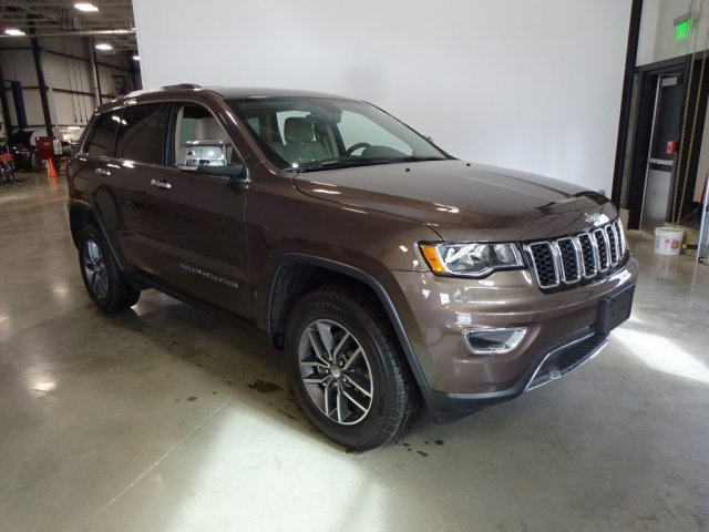 New 2018 Jeep Grand Cherokee Limited Sport Utility In Milford