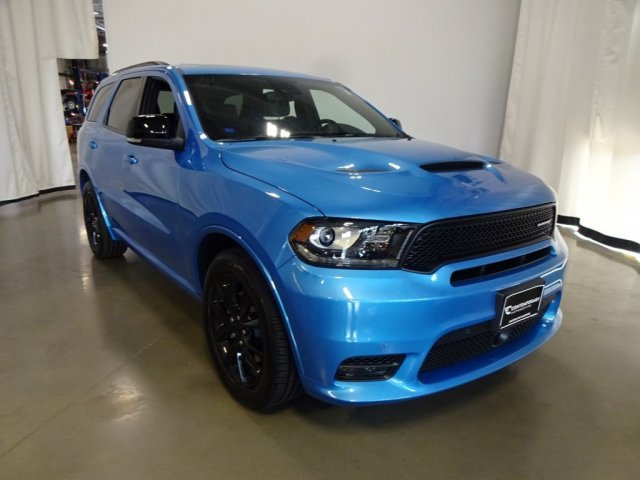 New 2018 Dodge Durango R T Sport Utility In Milford 35j558