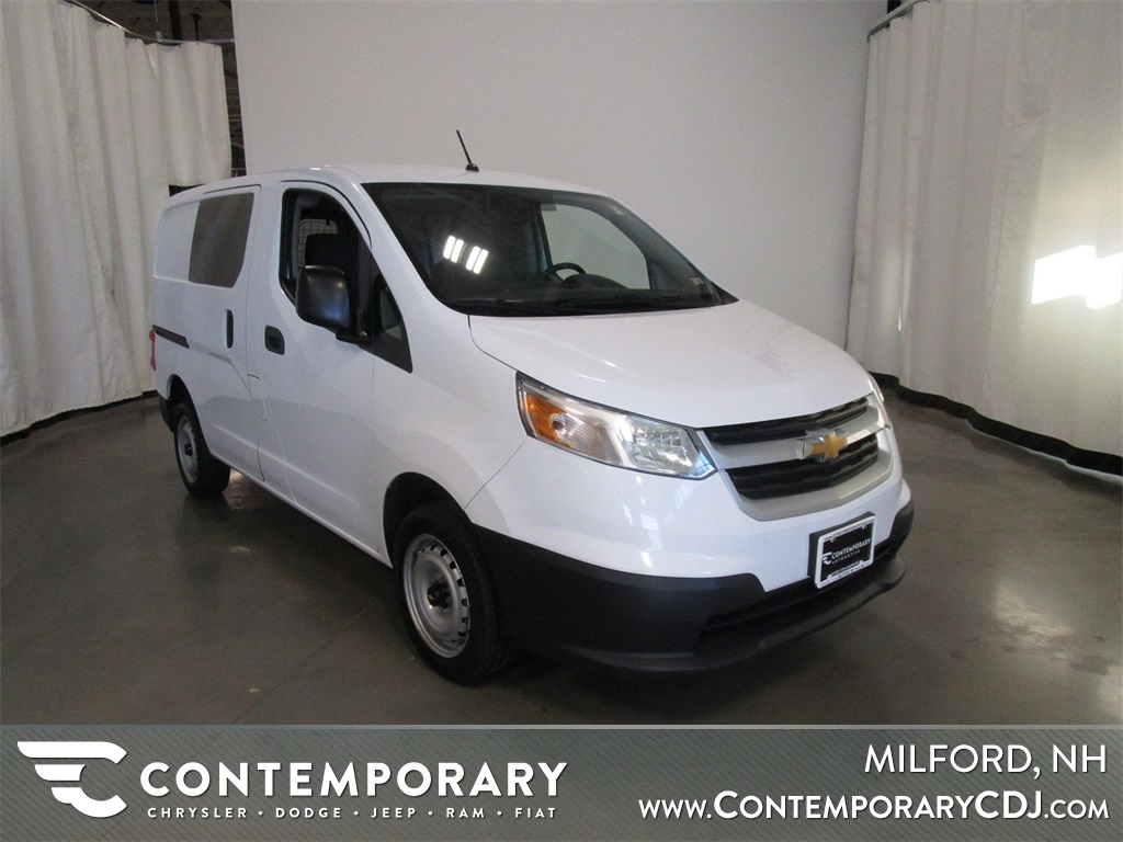 Pre Owned 2017 Chevrolet City Express Cargo Van Ls
