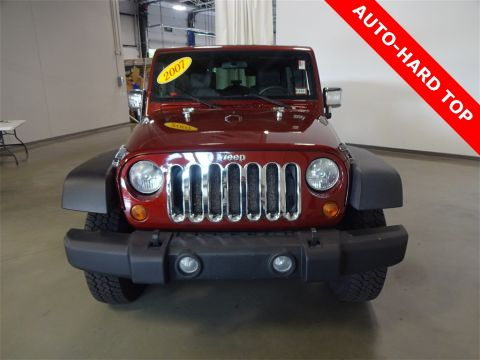 Pre-Owned 2007 Jeep Wrangler Unlimited Rubicon