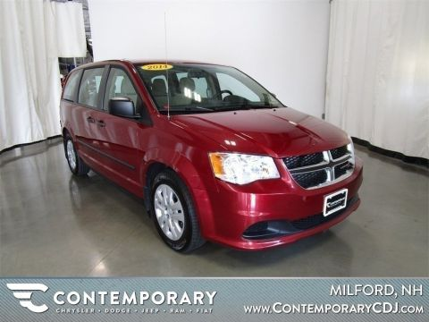 Pre-Owned 2014 Dodge Grand Caravan American Value Pkg